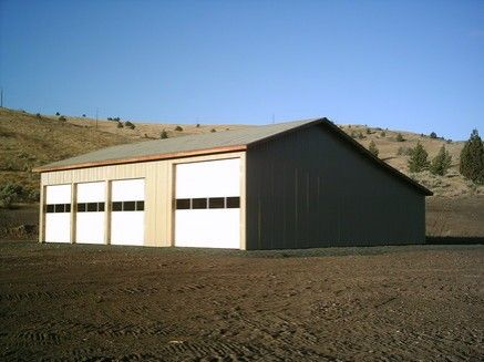 Econ-O-Fab Buildings - Barn Construction Contractor in ...