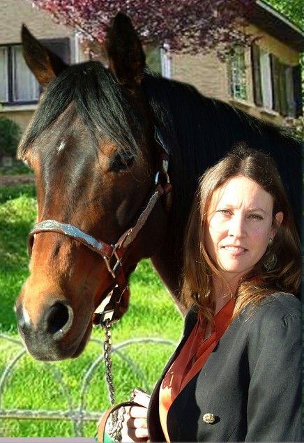 Jennifer Drumright Horse Farm Real Estate Agent In