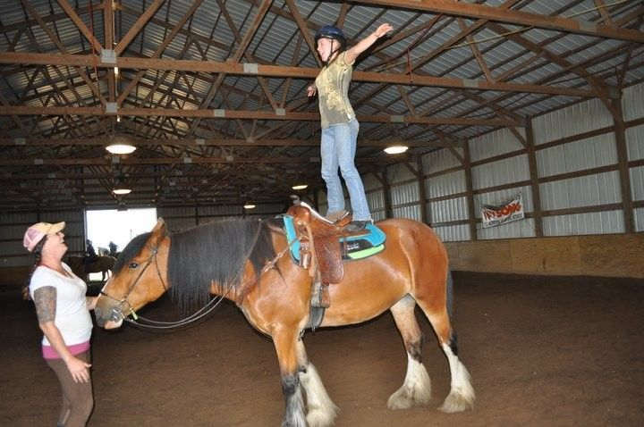 Lazy Star Horse Company Riding Instructor In Lakeville