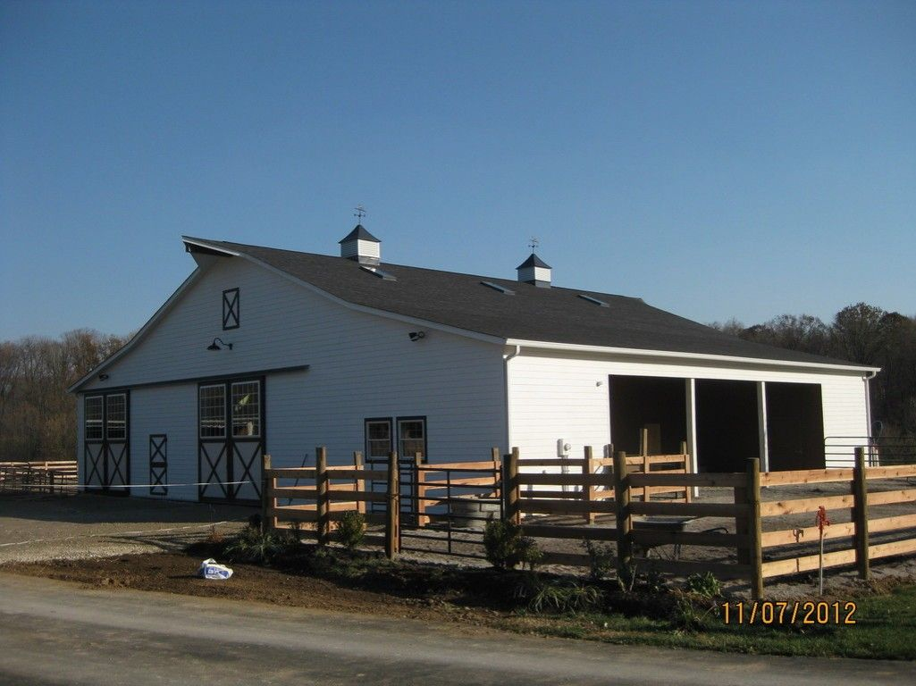 Timberline Buildings - Barn Construction Contractor in ...