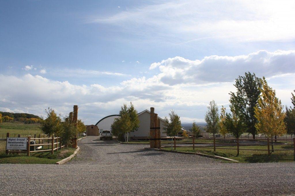 Higher Ground Horsemanship Llc Horse Boarding Farm In