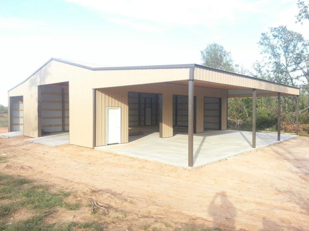Richard Gober Construction Barn Construction Contractor