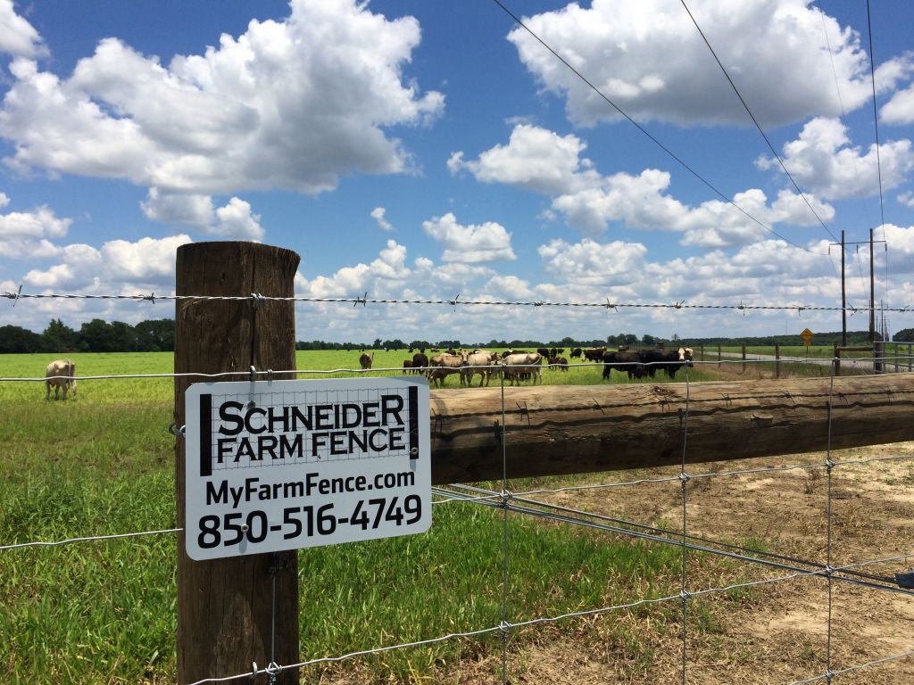 Schneider Farm Fence Horse Fence Builder In Mc David