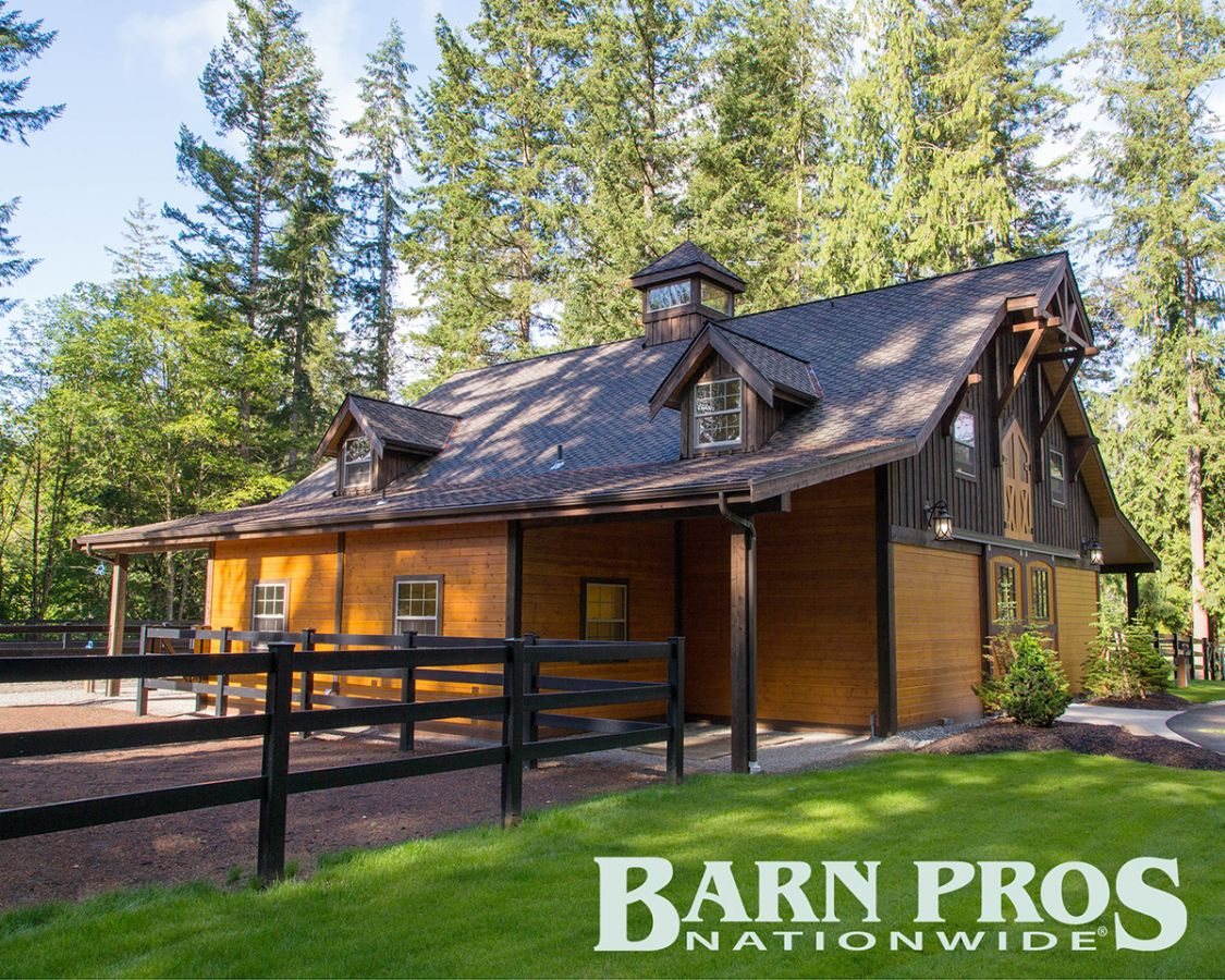 Barn Construction in Washington