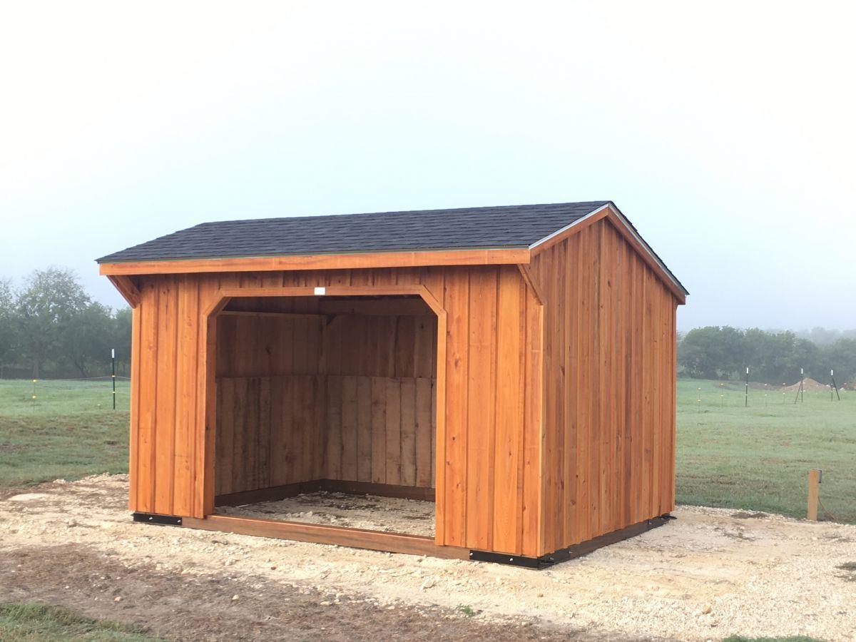 Barn Construction In Texas
