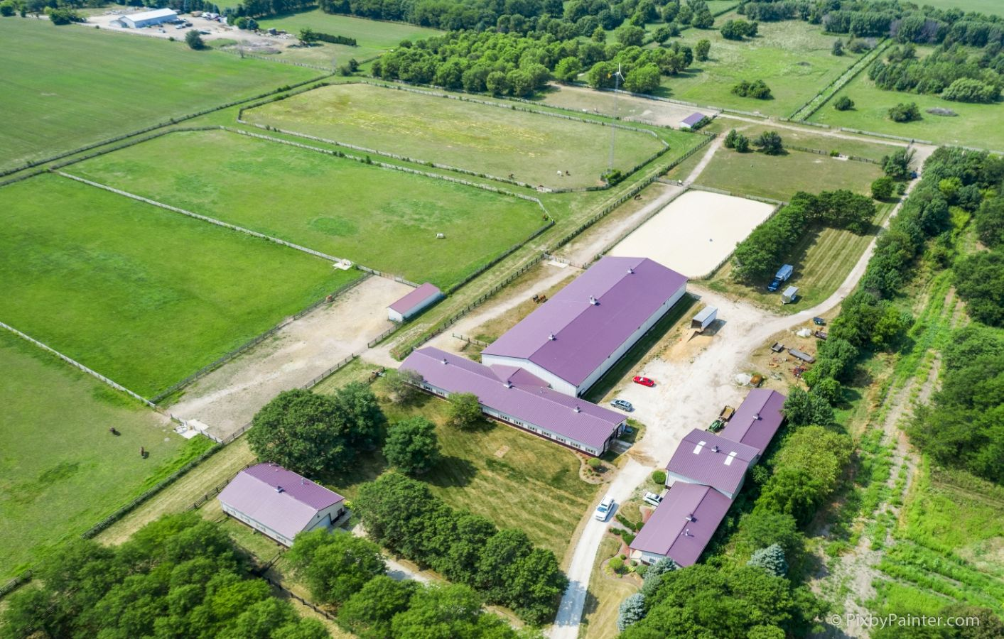 Horse Farms For Sale Or Lease In Illinois