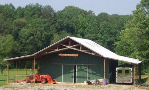 Precision Barn Builders, LLC - Barn Construction ...