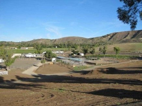 Horse Boarding in Simi Valley, California (Ventura County)