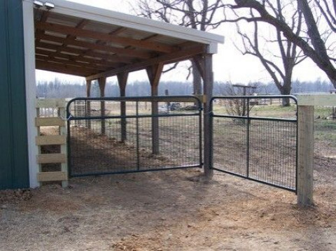 Mkm Horse Farm Services Horse Fence Builder In North