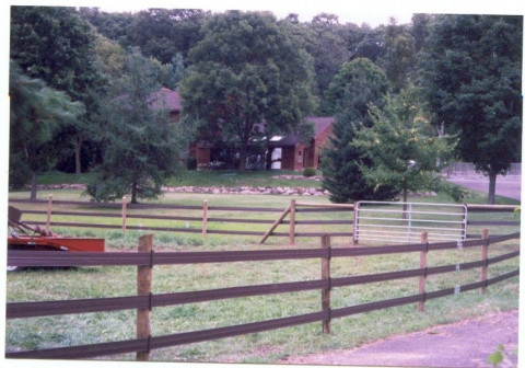 Wc Services Llc Horse Fence Builder In Lester Prairie