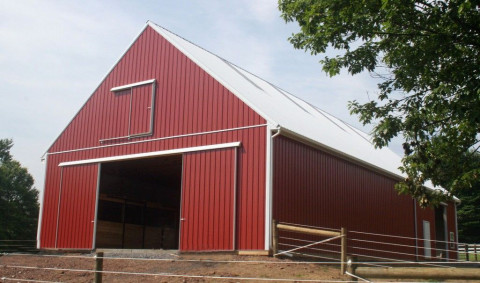 Cb Structures Inc Horse Barns Barn Construction