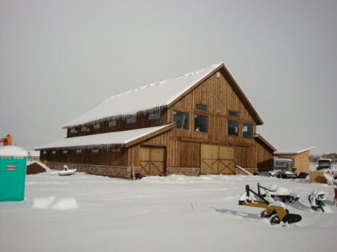 Barn Construction In Salt Lake City Utah Salt Lake County
