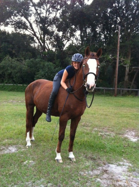 Ashmore Equestrian Center Riding Instructor In Apopka