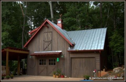 Equine Barn Company - Barn Construction Contractor in Canton