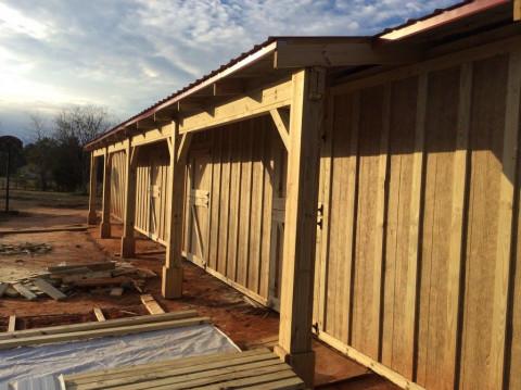 Herrin Woodworks Barn Construction Contractor In Atlanta