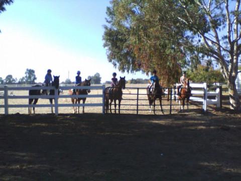 Horseback Riding in Lemoore, California (Kings County)