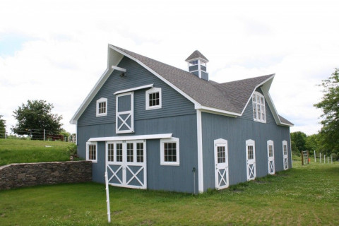 Barn Construction In Connecticut