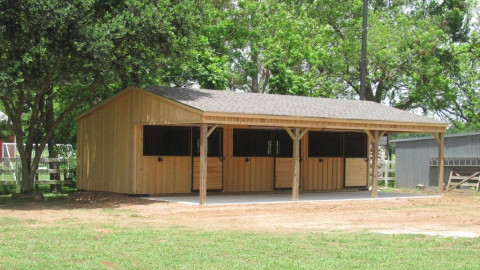 Deer Creek Structures Barn Construction Contractor In