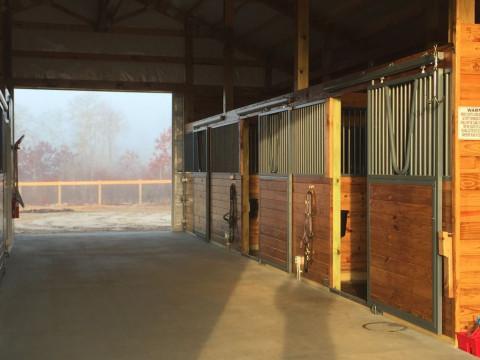 Horse Boarding in Windsor, South Carolina (Aiken County)