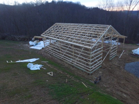 Barn Construction in Ohio